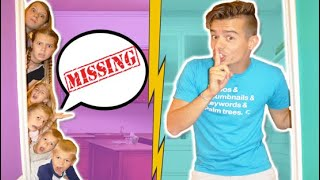 Pranking my Family with Teleporting Device!!!