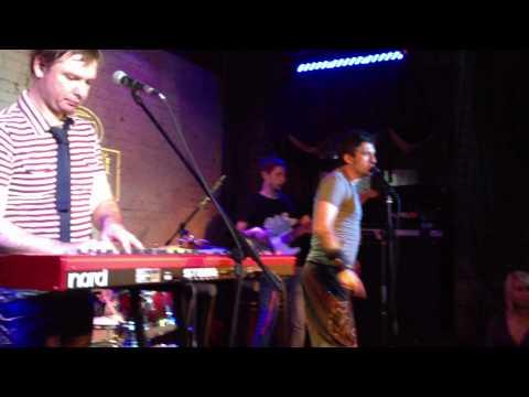 Ундервуд - Следи за ее левой рукой (Live, 16.06.2012)