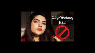 11    How to stop having greasy/oily hair