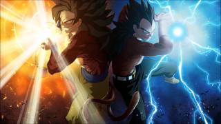 Dragon Ball Z OST - Vegeta's Red Power