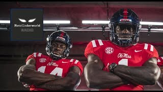 A.J. Brown vs. D.K. Metcalf: Which Ole Miss wide receiver is the better NFL prospect?