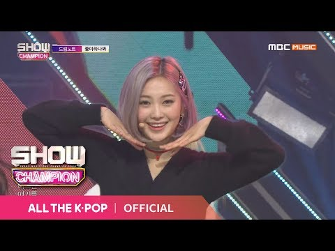 Show Champion EP.298 DreamNote - Like you