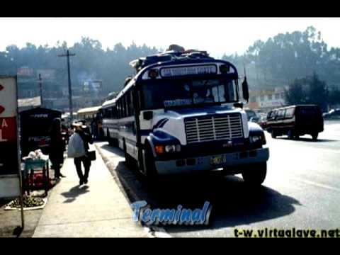SONORA AZUL de IXTENAM-PAISAJES DE GUATEMALA