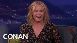 Chelsea Handler: Astrology Is A Load Of Shit | CONAN on TBS
