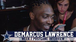 DeMarcus Lawrence: Establish Team Defense | Dallas Cowboys 2019