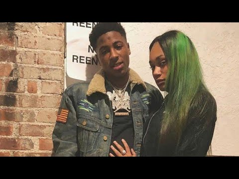 NBA Youngboy and Jania😍😊👫💖