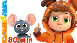 Learning Video Collection for Kids | Educational Videos and Nursery Rhymes from Dave and Ava - YouTube