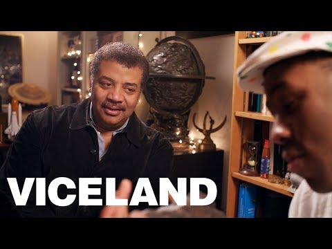 Tyler, the Creator Talks Gravity with Neil deGrasse Tyson