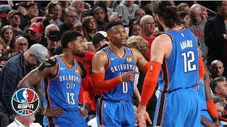 Thunder should still be 'very optimistic' despite Game 1 loss - Paul Pierce | After The Buzzer