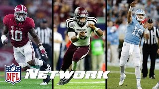 Full 1st Round 2017 NFL Mock Draft: Post Combine Edition with Trades! | Charley Casserly on NFL Now