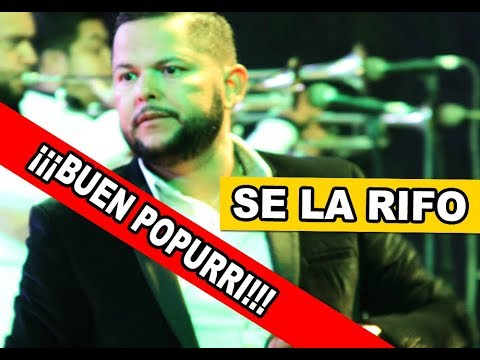¡¡¡SE LA RIFO CON ESTE POPURRI!!! Toño Lizarraga y Su Banda Son De Tambora