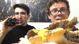 Burger King Lieferservice im Test: Xtra Long Chili Cheese, Steakhouse Burger und Co mit CHRIS!