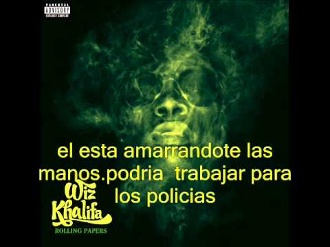 wiz khalifa roll up SUBTITULADA