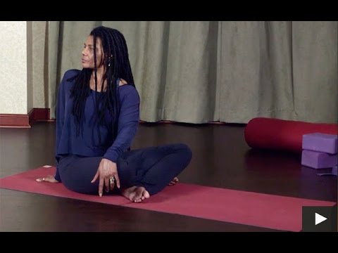 The Workout: Restorative Yoga