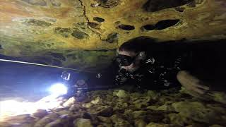 Cave Diving The Extreme Sport Sidemount Cave Dive at Jug Hole