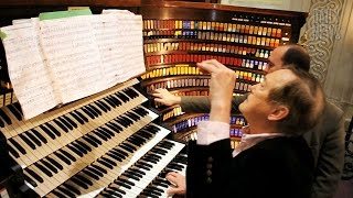 The Wanamaker Organ - Inside the world's largest operating musical instrument
