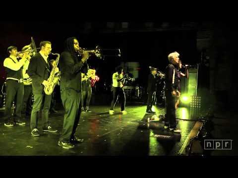 David Byrne and St. Vincent | NPR MUSIC LIVE