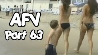 ☺ America's Funniest Home Videos part 63 | OrangeCabinet