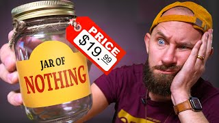 I Bought Nothing?! | 10 Useless Products We Found Online!