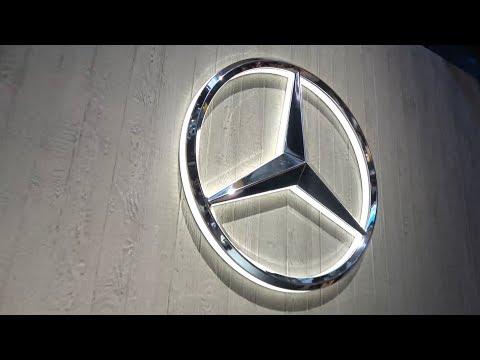 What's inside 2018 Mercedes A-Class?
