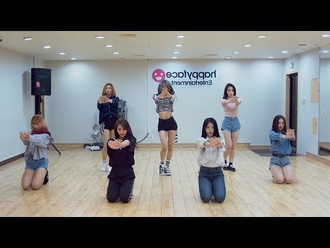 Dreamcatcher (드림캐쳐) - YOU AND I Dance Practice (Mirrored)