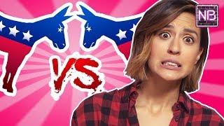 Democrat Vs. Democrat: The Fight Between Progressives And Centrists
