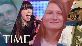 Listen To Chloe Kim, Gus Kenworthy & Team USA Olympic Athletes' Favorite Pump Up Songs | TIME