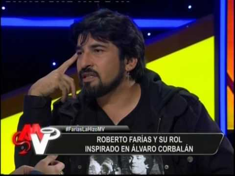 Roberto Farías: De limpiador de baños a actor revelación