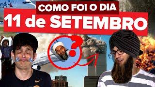 VEJA COMO FOI O 11 DE SETEMBRO, O MAIOR ATENTADO TERRORISTA!!