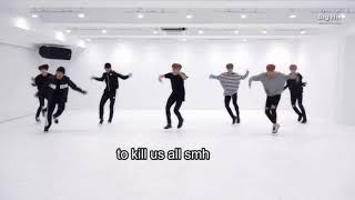 bts  - blood sweat and tears things you didn't notice (not for soft stans)