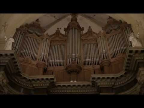 Zelda ~ The Song of Storms on pipe organ