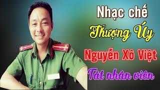 [Nhạc Chế] - Thượng Úy Công An Nguyễn Xô Việt Và Hành Động Mua Xúc Xích Không Trả Tiền - Hay Lắm