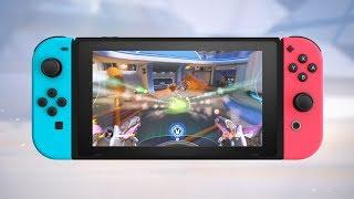 Overwatch - Overwatch arriva su Nintendo Switch!