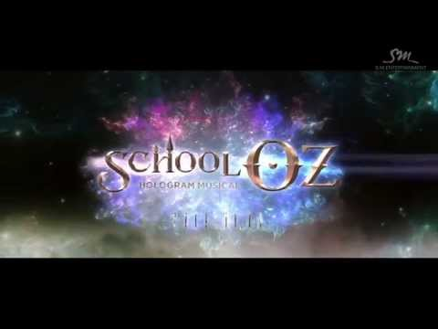 "TICKET OPEN : HOLOGRAM MUSICAL ""School OZ"" Trailer 60 Sec ver."