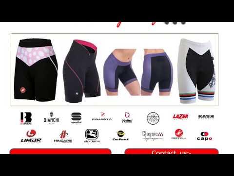 Cycling Shorts for Women   Classic Cycling Clothing