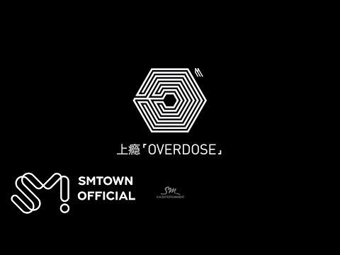 EXO-M 엑소엠 '上瘾(Overdose)' MV Teaser