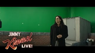 James Franco on Making The Disaster Artist