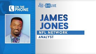 James Jones Talks Packers, Aaron Rodgers & More with Rich Eisen | Full Interview | 1/21/20