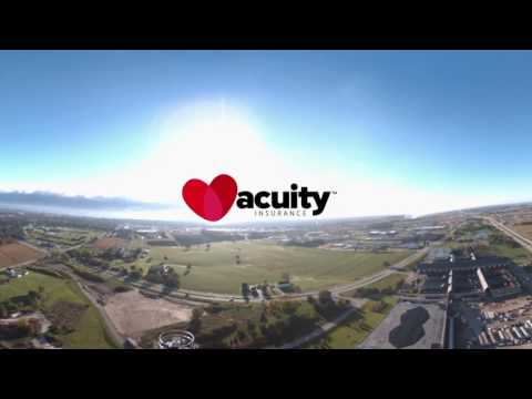 Acuity Insurance – A Great Place to Work From Every Angle (360° Video)