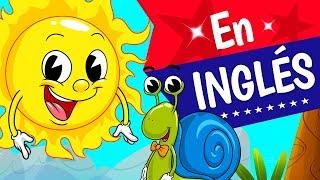 SOL SOLECITO, En inglés, Canciones Infantiles, Sun Little Sun