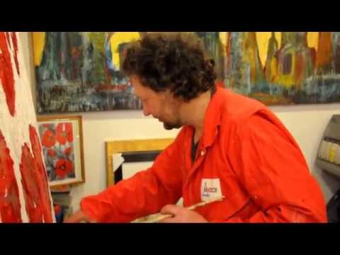 Painting London - Vidma Wait