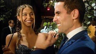 Golden Globes Magic with Alexis Ren!
