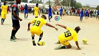 É Assim Que Si Joga o Futebol De Rua Em Angola (Dribles  Sensacionais) | Oi Fut Angola