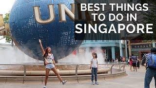 SINGAPORE TRAVEL GUIDE!