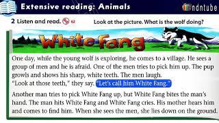 White Fang - VAFAZA