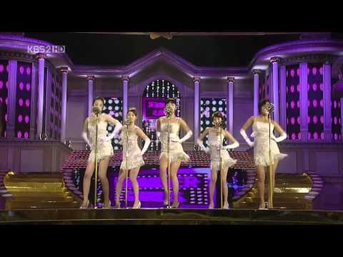 [HD] Wonder Girls - Nobody @ Blue Dragon Film Awards 081120