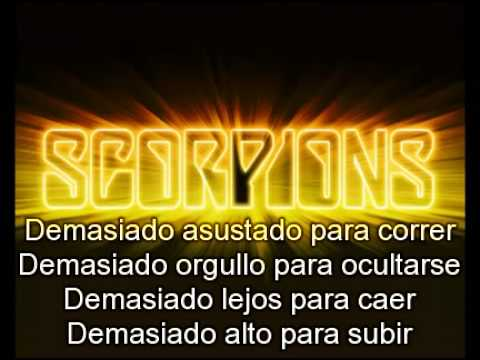 Scorpions - Love is war subtitulos español