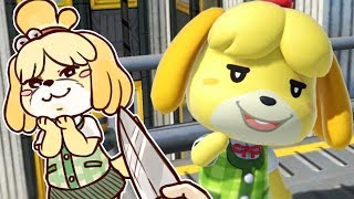 Isabelle Doesn't Even Try (Super Smash Bros. Ultimate Montage)