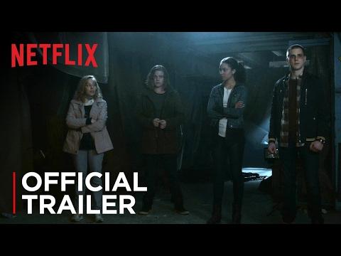 Travelers   Official Trailer [HD]   Netflix