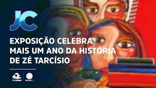 Exposição celebra mais um ano da história de Zé Tarcísio